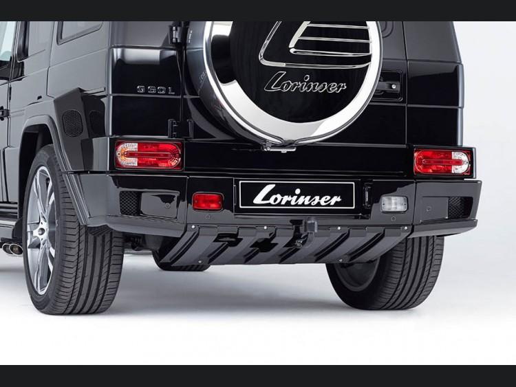 Mercedes-Benz G-Class Lorinser Rear Bumper by Lorinser