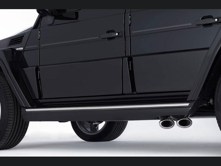 Mercedes-Benz G-Class Lorinser Side Skirt - Left by Lorinser
