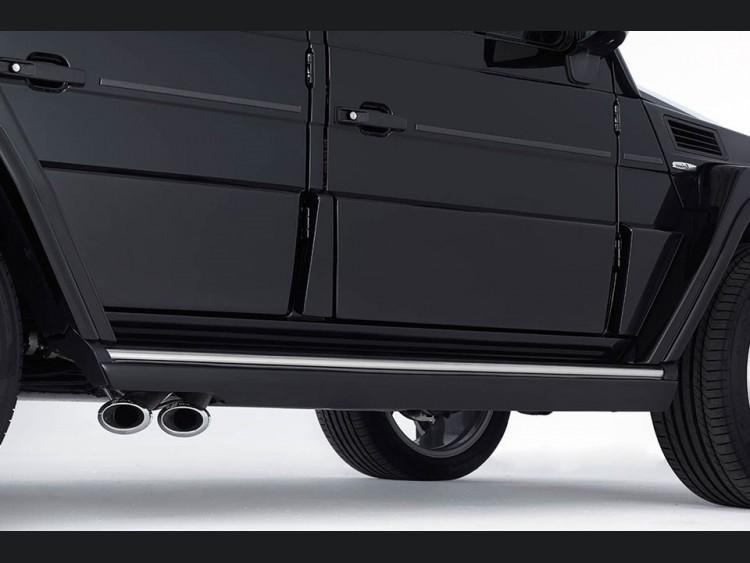Mercedes-Benz G-Class Lorinser Side Skirt - Right by Lorinser