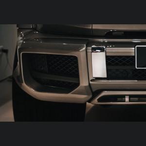 Mercedes-Benz G 500 Front Bumper Air Intake Shrouds by Lorinser