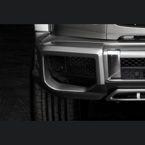 Mercedes-Benz G 63 AMG Front Bumper - Air Intake Shrouds by Lorinser
