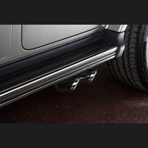 Mercedes-Benz G 500 / G 63 Valve Exhuast by Lorinser