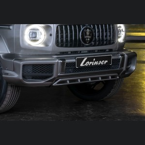 Mercedes-Benz G 63 AMG Front Bumper - Center Piece by Lorinser