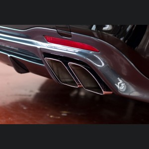 Mercedes-Benz S 450 Sports Exhaust System by Lorinser