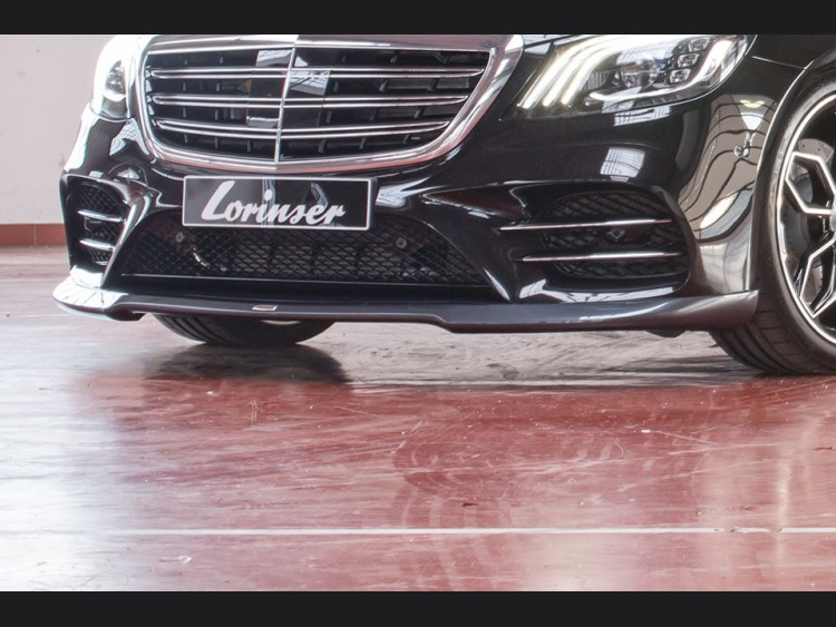 Mercedes-Benz S-Class AMG Front Lip  by Lorinser