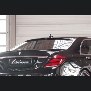 Mercedes-Benz S-Class AMG Roof Wing by Lorinser
