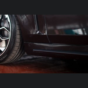 Mercedes-Benz S-Class AMG Side Skirt - Left by Lorinser