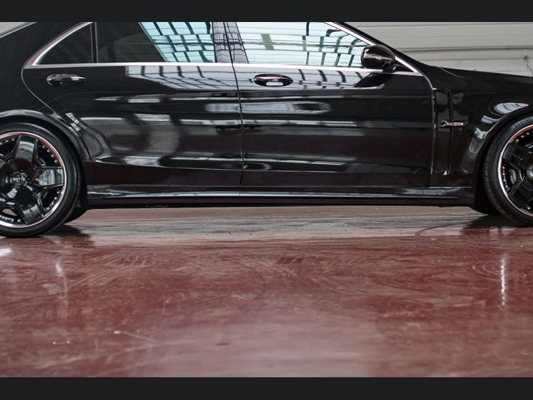 Mercedes-Benz S-Class AMG Side Skirt - Right by Lorinser