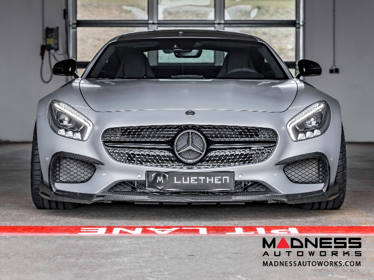 Mercedes mercedes benz amg gt gt s c190 by luethen for Mercedes benz amg accessories parts