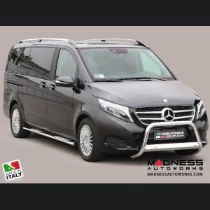 Mercedes-Benz Metris Passenger Van Bumper Guard - Front - Medium Bumper Protector by Misutonida