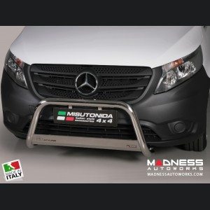 Mercedes Benz Metris Cargo Van Bumper Guard - Front - Medium Bumper Protector by Misutonida