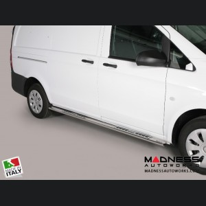 Mercedes Benz Metris Cargo Van Side Steps - V3 by Misutonida