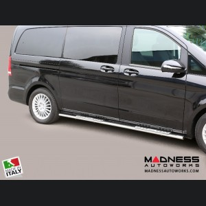 Mercedes Benz Metris Passenger Van Side Steps - V3 by Misutonida