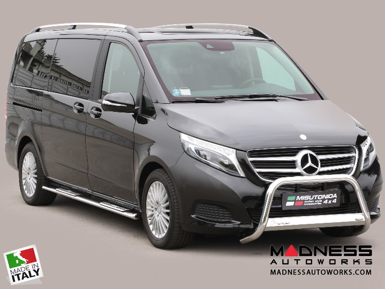 mercedes mercedes benz metris passenger van side steps v3 by misutonida madness autoworks. Black Bedroom Furniture Sets. Home Design Ideas