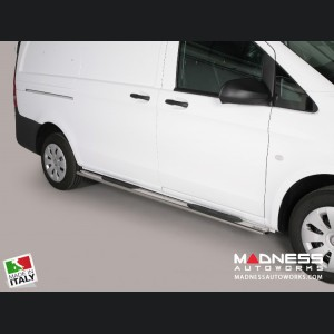 Mercedes Benz Metris Cargo Van Side Steps - V2 by Misutonida