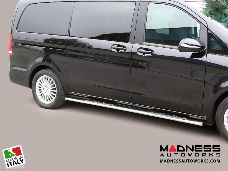Mercedes Benz Metris Passenger Van Side Steps - V2 by Misutonida