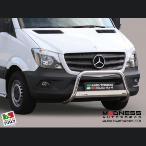 Mercedes Benz Sprinter Bumper Guard - Front - Medium Bumper Protector by Misutonida