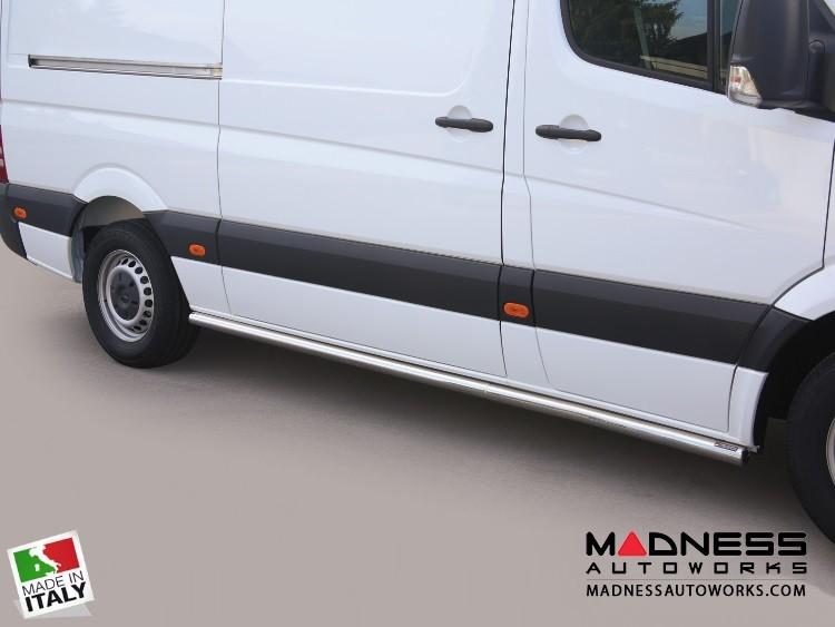 Mercedes Benz Sprinter Side Steps - V1 by Misutonida