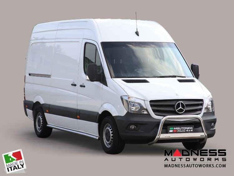 Mercedes mercedes benz sprinter side steps v1 by for Mercedes benz sprinter parts and accessories