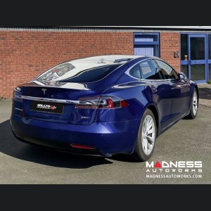 Tesla Model S Active Exhaust Sound Controller - Milltek - Single Sound Generator
