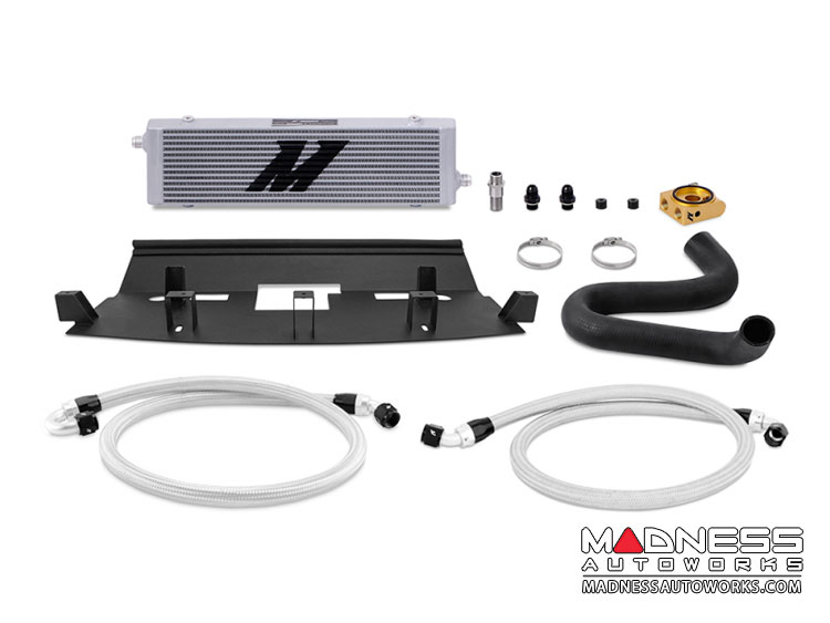 Ford Mustang Oil Cooler Kit - GT - Mishimoto