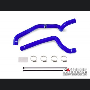 Jeep Wrangler JL 2.0L Coolant Hose Upgrade by Mishimoto - Blue