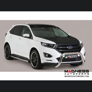 Ford Edge Bumper Guard - Front - EC Super Bar Bumper Protector by Misutonida (2016 - 2017)