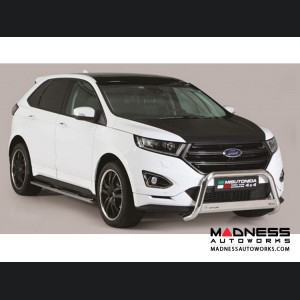 Ford Edge Bumper Guard - Front - EC Medium Bumper Protector by Misutonida (2016 - 2017)