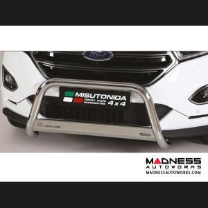 Ford Edge Bumper Guard - Front - Medium Bumper Protector by Misutonida (2016 - 2017)