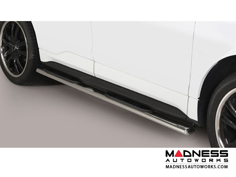 Ford Edge Side Steps by Misutonida - Grand Pedana Oval (2016 - 2017)