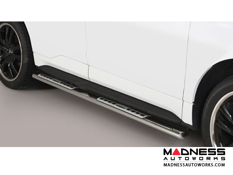Ford Edge Side Steps by Misutonida Design Side Protection (2016 - 2017)