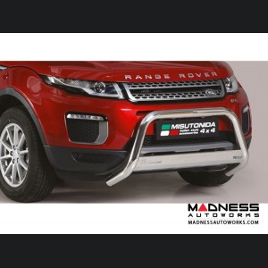 Range Rover Evoque Front Bumper Guard by Misutonida - Medium - High Polished Finish - 2016+