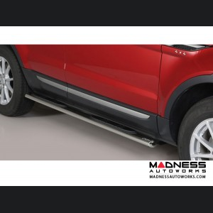 Range Rover Evoque Side Steps by Misutonida - Grand Pedana Oval - 2016+