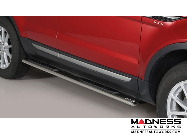 Range Rover Evoque Side Steps by Misutonida - Grand Pedana Oval - 2016+