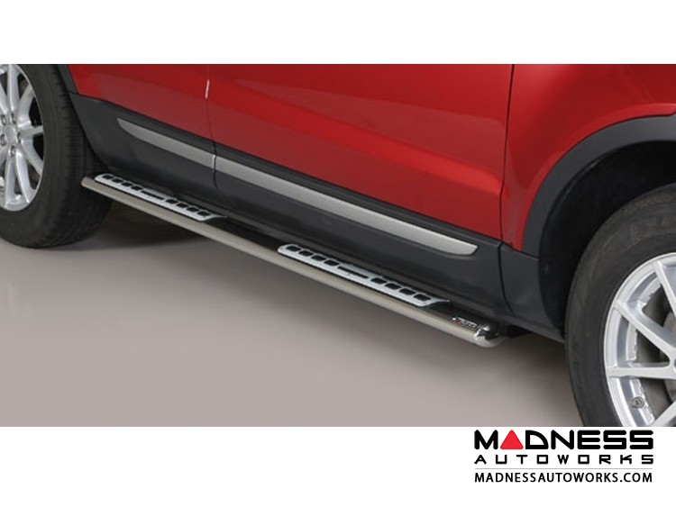 Range Rover Evoque Side Steps by Misutonida Design Side Protection - 2016+