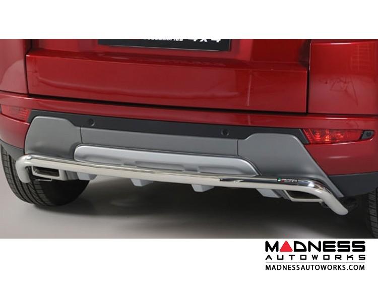 Range Rover Evoque Rear Bumper Guard by Misutonida - High Polished Finish - 2016+