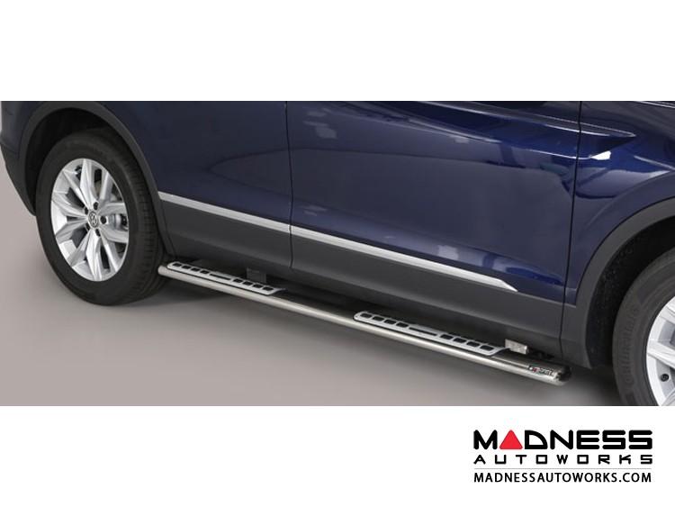 Volkswagen Tiguan DSP Side Steps by Misutonida - Oval (2016+)