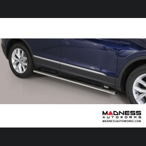 Volkswagen Tiguan Grand Pedana Oval Side Steps by Misutonida (2016+)