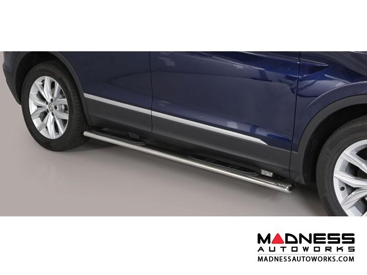 Volkswagen Tiguan Grand Pedana Oval Side Steps by Misutonida (2016+)
