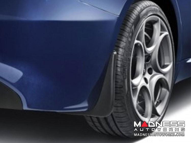 Alfa Romeo Giulia Splash Guards - Rear