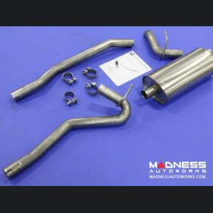 Jeep Renegade Exhaust by Mopar - Cat-Back - Display