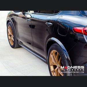 Alfa Romeo Stelvio Quadrifoglio Wheel Arches (OEM)