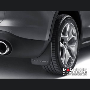 Alfa Romeo Stelvio Splash Guards - Rear - Non QV Models