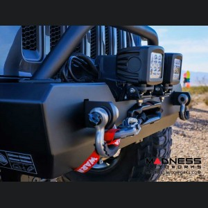 Jeep Wrangler JL M1 Fair Lead Light Bumper Bracket