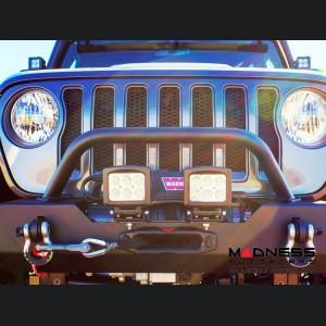 Jeep Wrangler JL Front Stubby Bumper - M1