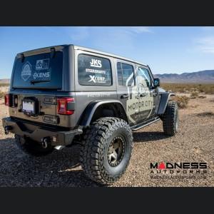 Jeep Wrangler JL Rear Stubby Bumper - M1