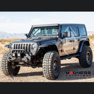 Jeep Wrangler JL Rock Rails Kit - M1