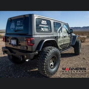 Jeep Wrangler JL Rock Rails Kit - M1