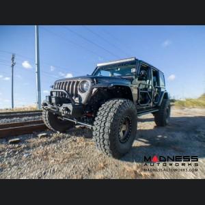 Jeep Wrangler JL Tube Doors/Trail Doors - 2 Doors