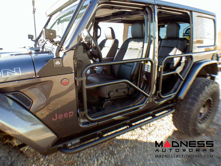 Jeep Wrangler JL Tube Doors/Trail Doors - 2 Doors